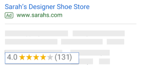 Müşteri Yorumları Ads