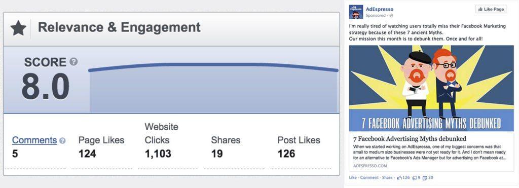 Facebook Alaka Düzeyi Puanı Artarsa